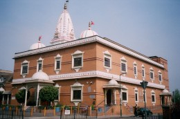 new mandir